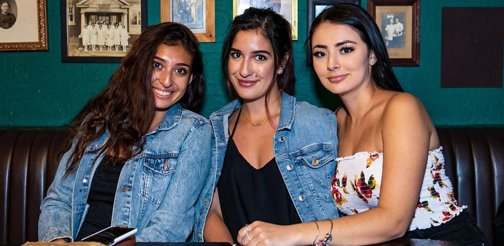 Beautiful Mississauga girls at Door FiftyFive