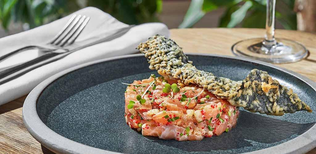 Tuna tartare from Josephine Restaurant
