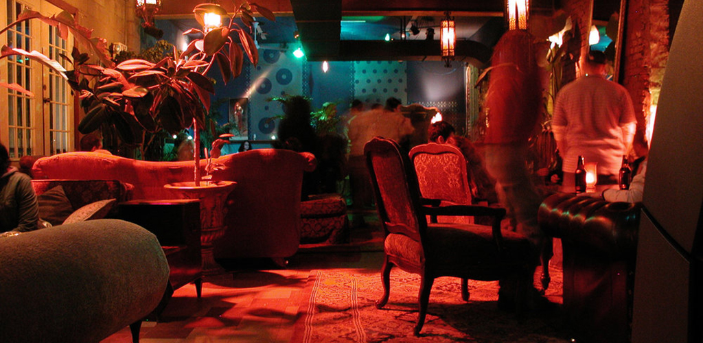 The elegant interiors of Kitty Cat Klub