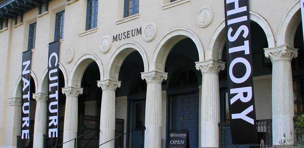 Exterior of Riverside Metropolitan Museum