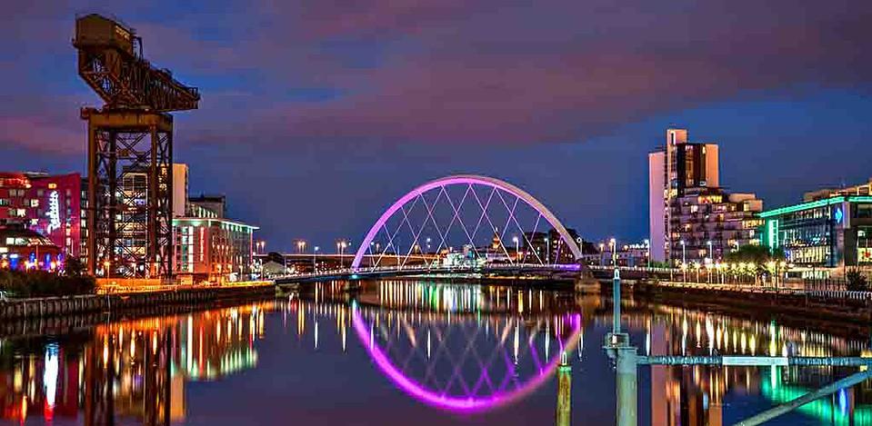 Clyde Arch, Glasgow