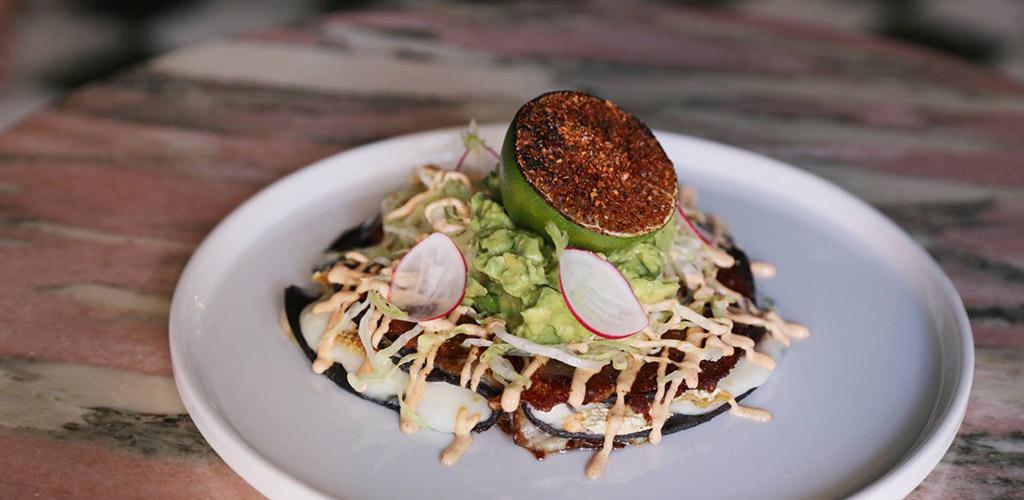 Okonomiyaki from Vacation Bar