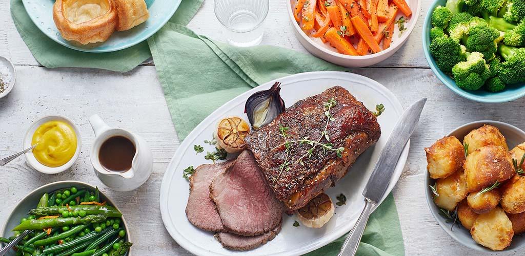 Roast beef from Asda