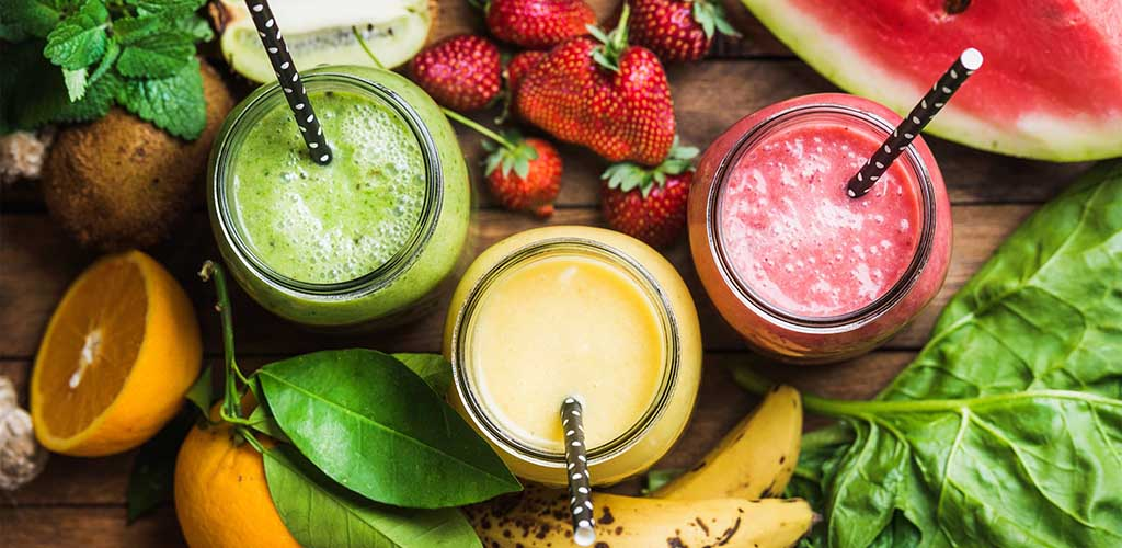 Smoothies from All Good Things