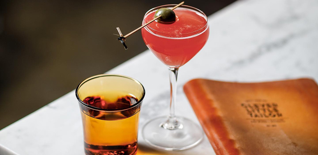 Cocktails from Clever Little Tailor