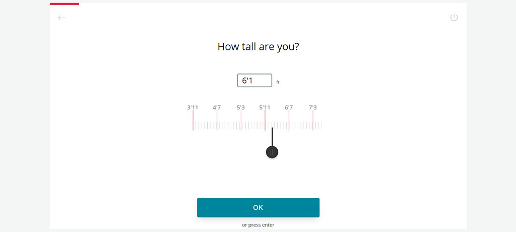 Personality test: How tall are you