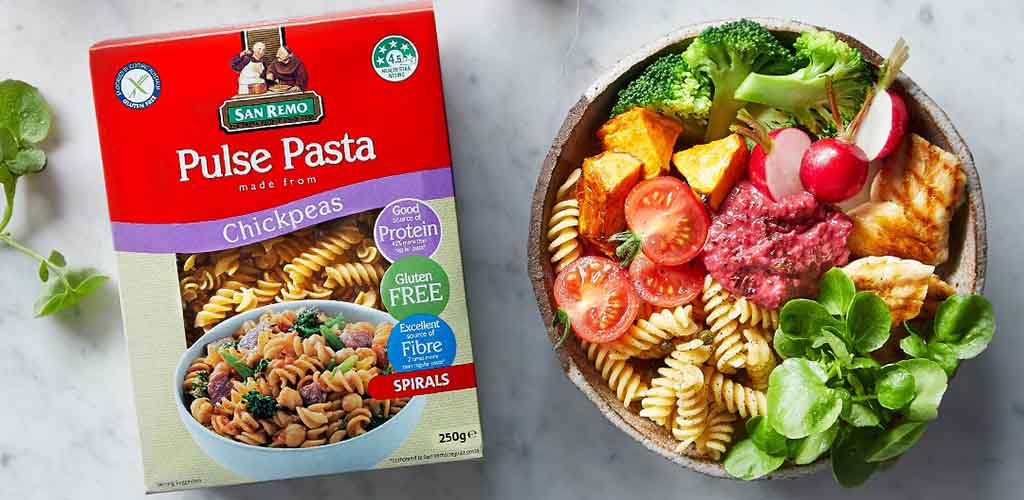 Easy-to-make pasta from Coles