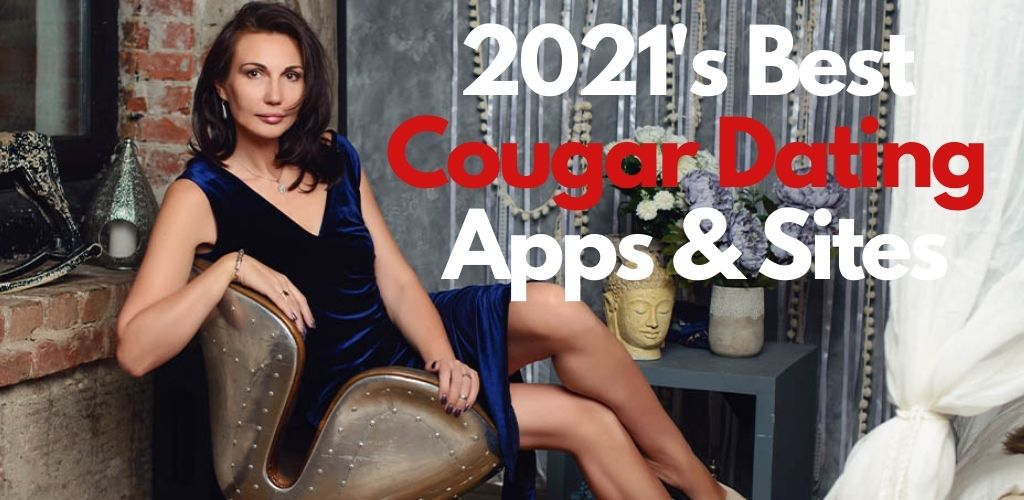 Woman who uses the best cougar dating apps