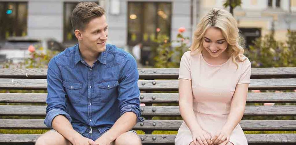 How to tell if a girl likes you even if she's shy