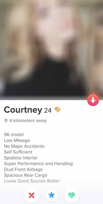 Some profiles are fun and very detailed