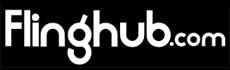 FlingHub logo