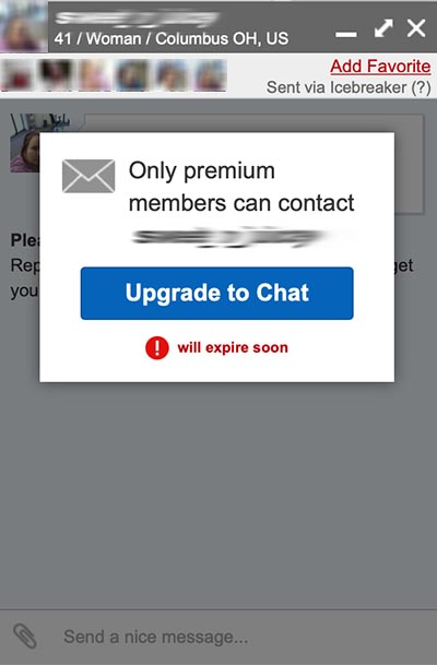 Upgrade to chat
