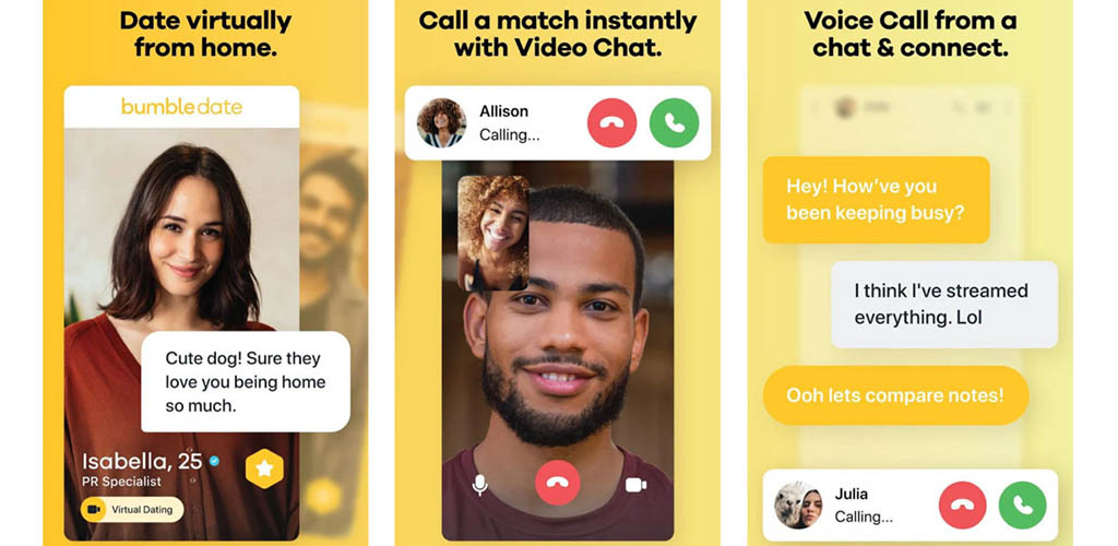 What's on Bumble