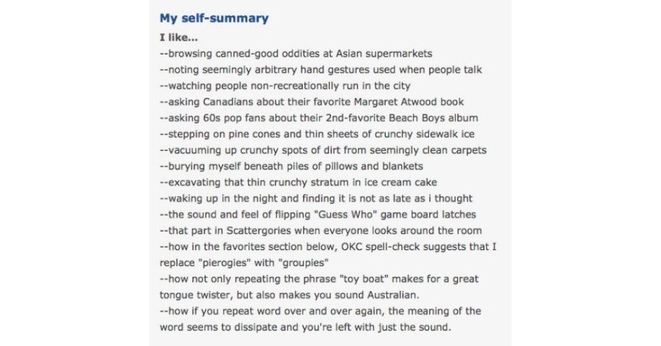 List of fun things